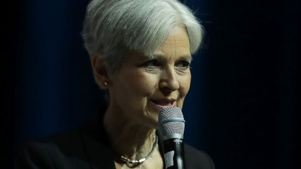 3rd-Party Candidate Jill Stein Escorted From Hofstra by Police Before Presidential Debate