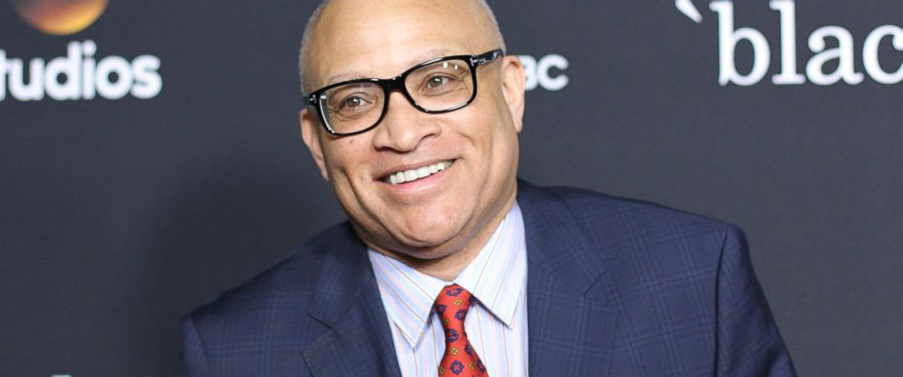 "PHOTO:Larry Wilmore arrives at an event for ""Black-ish,"" in West Hollywood, Calif., April 17, 2015."