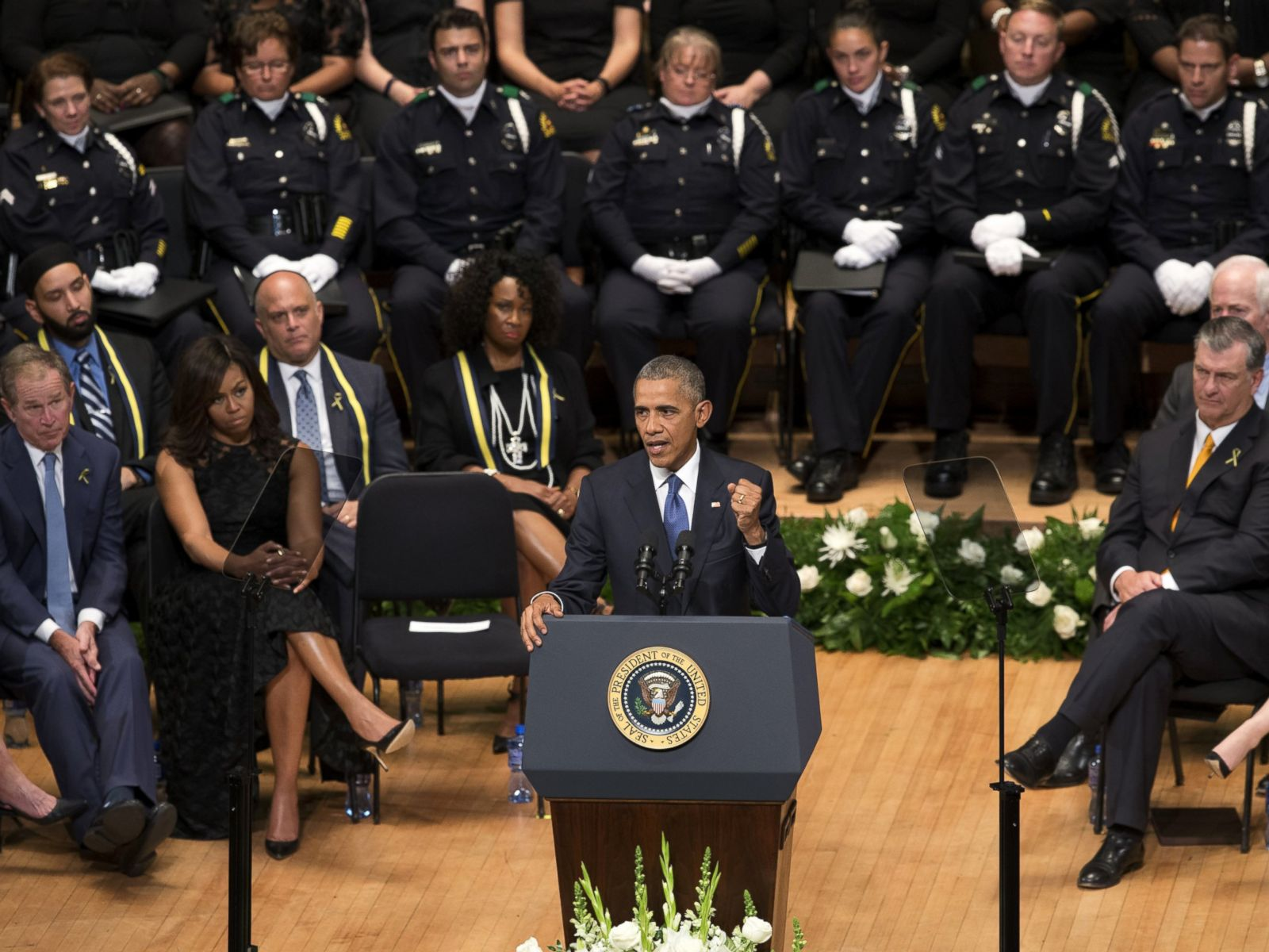 From the White House: Building Trust Between our Communities and Institutions