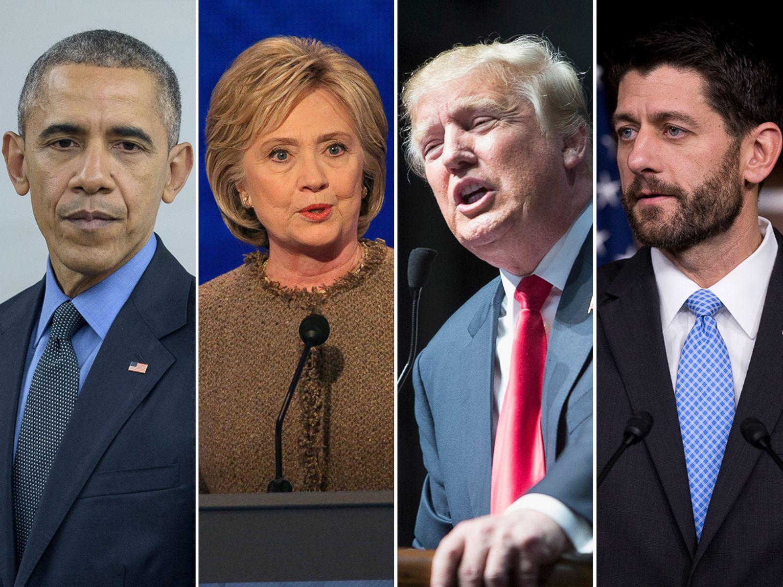 2015's Most Memorable Political Moments