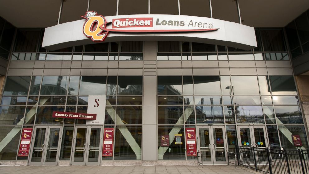 The Quicken Loans Arena will host the 2016 Republican National Convention in Cleveland.