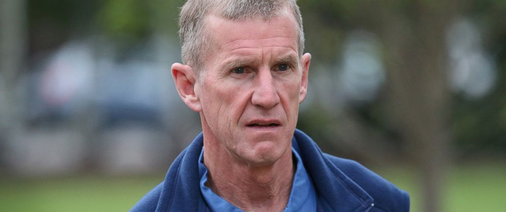 PHOTO: Retired Army General Stanley McChrystal attends the Allen & Company Sun Valley Conference, July 8, 2015 in Sun Valley, Idaho.