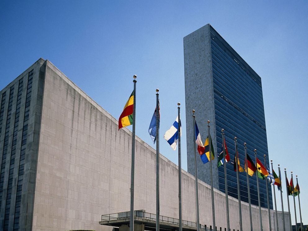 PHOTO: United Nations