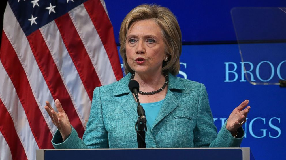 Hillary Clinton Says She 'Will Not Hesitate To Take