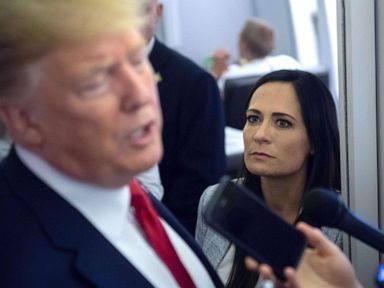 Grisham leaving as White House press secretary after holding no formal briefings