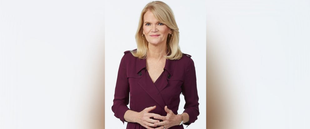 "PHOTO: Martha Raddatz is ABC News Chief Global Affairs Correspondent and co-anchor of ""This Week with George Stephanopoulos."""