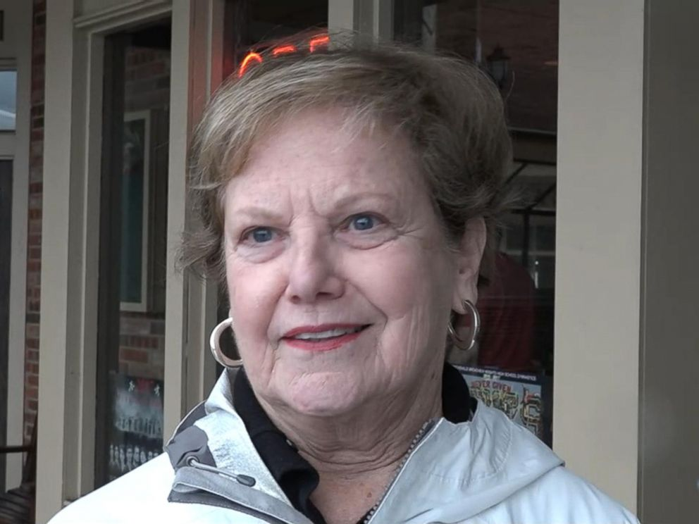 PHOTO: Marilyn McGrath said she cant wait for it to be Jan. 20, the day Donald Trump will be sworn into the presidency.
