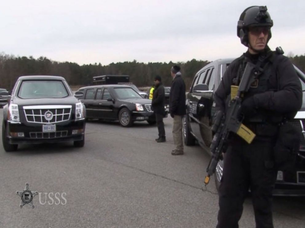 PHOTO: U.S. Secret Service agents participate in training scenarios ahead of Inauguration Day to train for all threats.