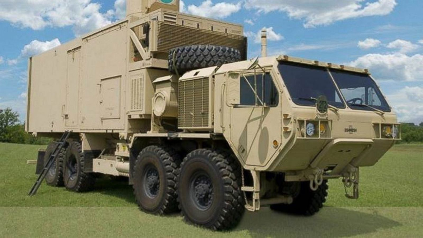 Army's New Laser Weapon Can Shoot Down Drones