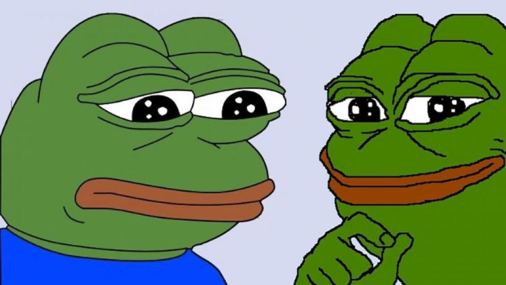 Funny Frog Cartoon Meme : Southern poverty law center says pepe the frog meme was 'hijacked
