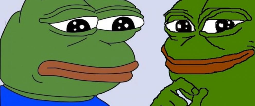 southern poverty law center says pepe the frog meme was hijacked
