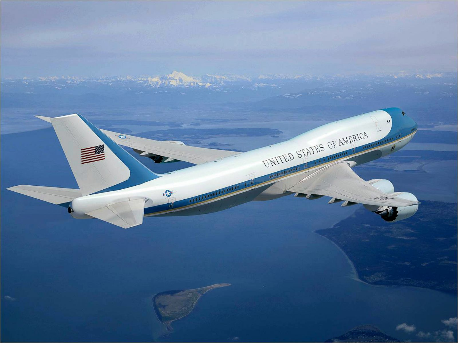 Air Force One Us Presidents And Their Planes Since 1943 Photos