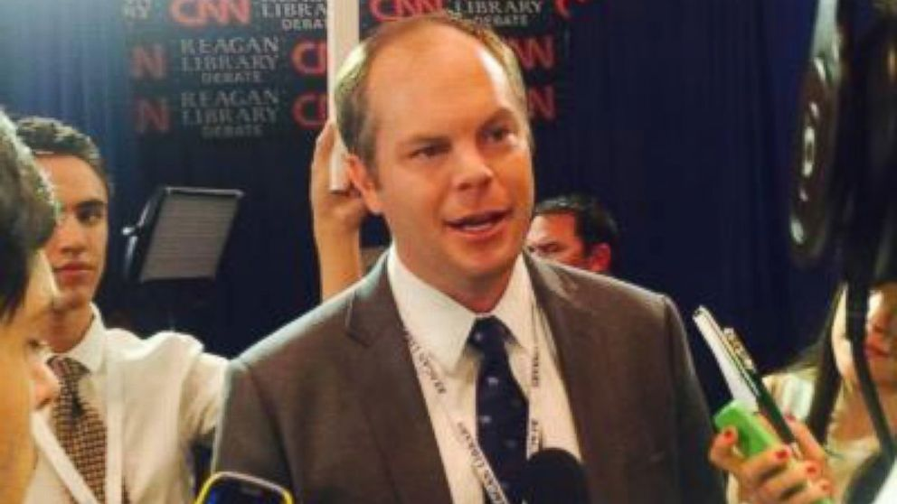 Communications director for Marco Rubio, Alex Conant is see in this undated Twitter photo.