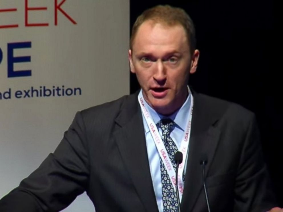 PHOTO: Carter Page is seen here in this still from a video posted in 2013.