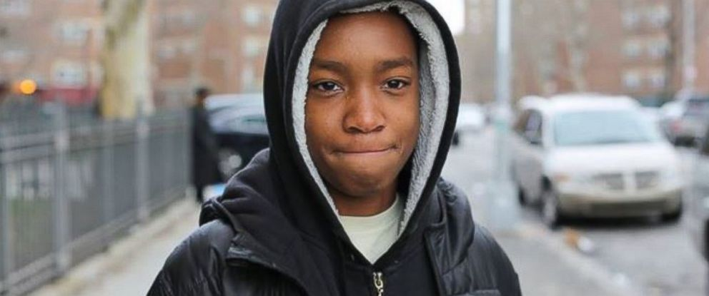 PHOTO: The post, featuring 13-year-old middle school student Vidal Chastanet from Brownsville, Brooklyn, has received over 1 million likes on Facebook and over 145,000 shares.