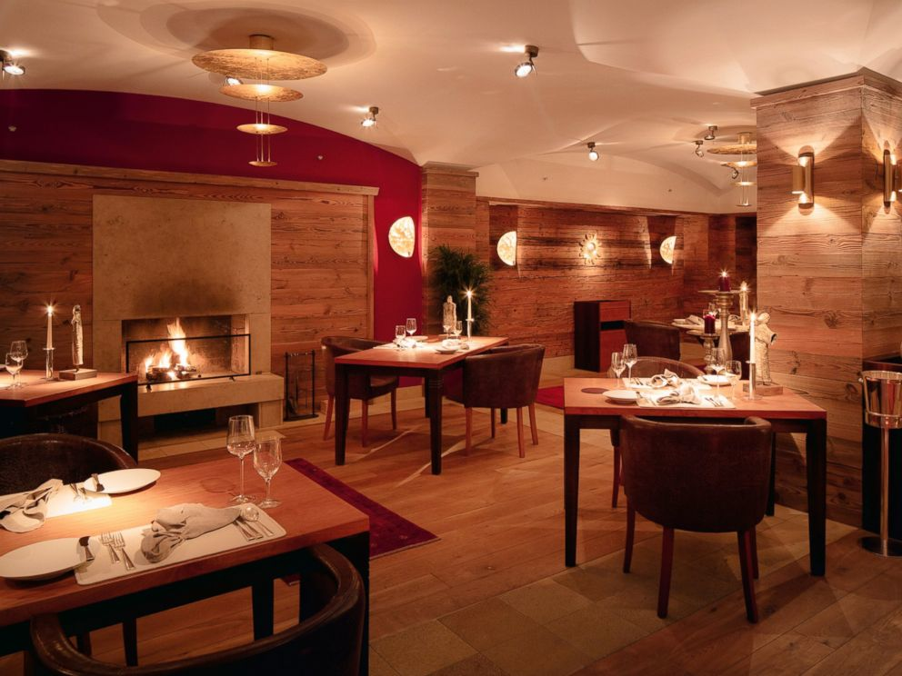 PHOTO: Luce dOro is one of nine restaurants at Schloss Elmau, where the G7 Sumit will be held.