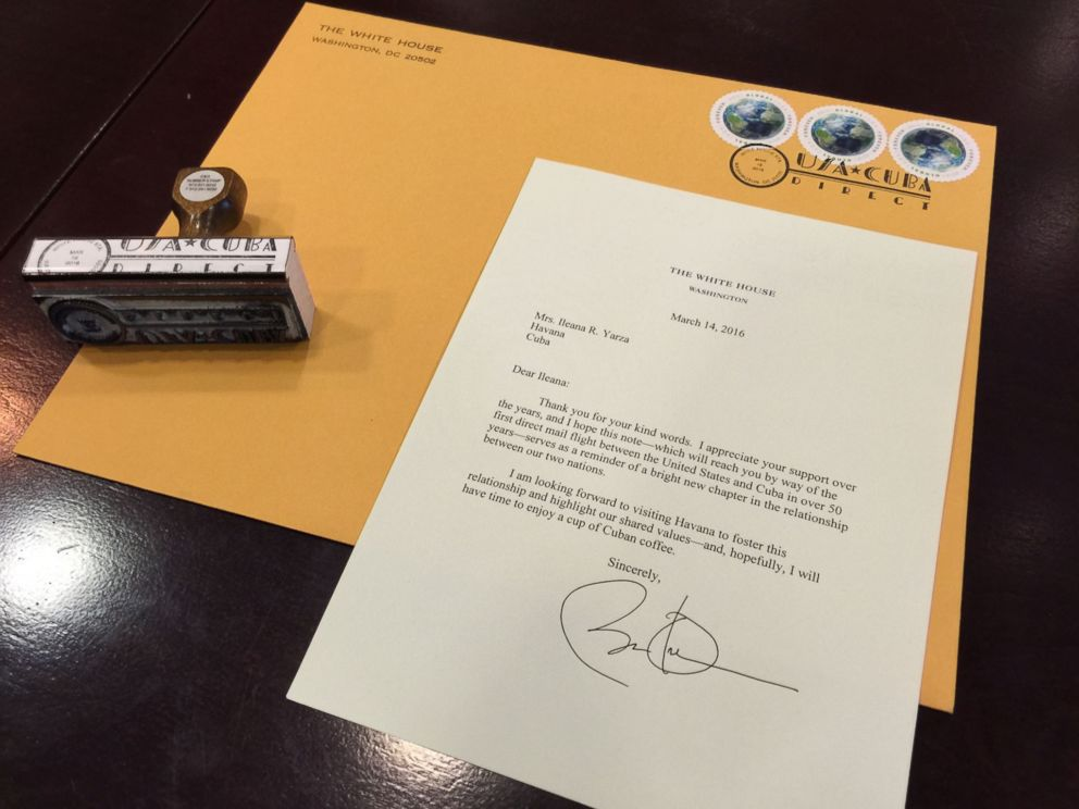 photo president obama wrote a letter to ileana yarza a 76 year