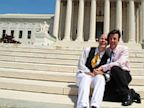 PHOTO: New York couple Pat Dwyer and Stephen Mosher have been married in several states and now plan to add California to their list.