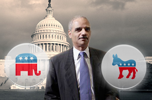 Photo: Holder Says He Will Not Permit The Criminalization of Policy Differences. AG Echoes Obamas Remarks, But Leaves Door Open For Prosecutions
