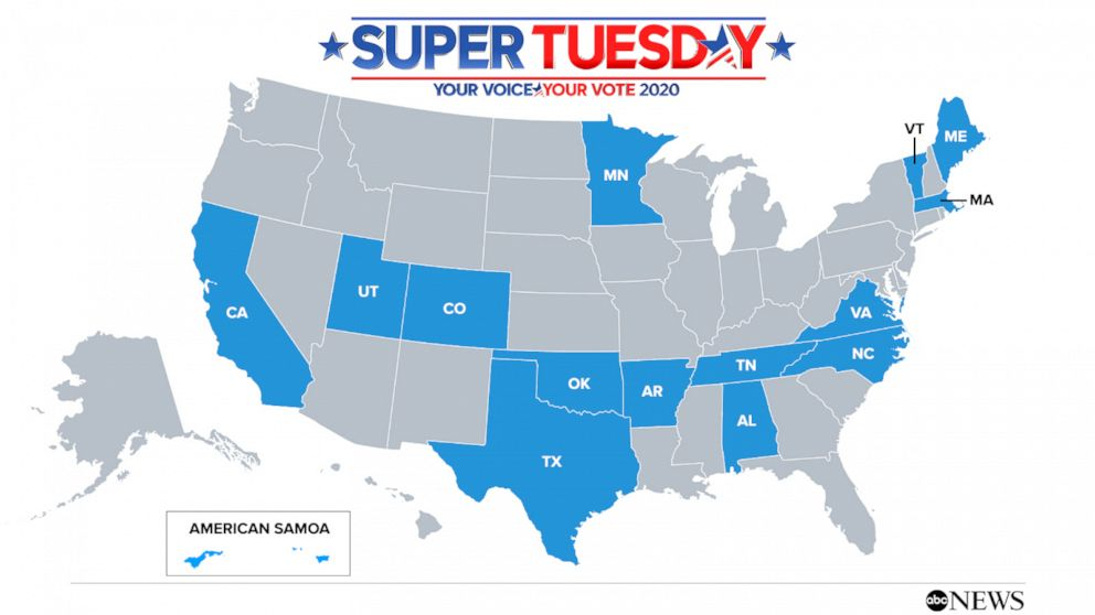 Image result for super tuesday