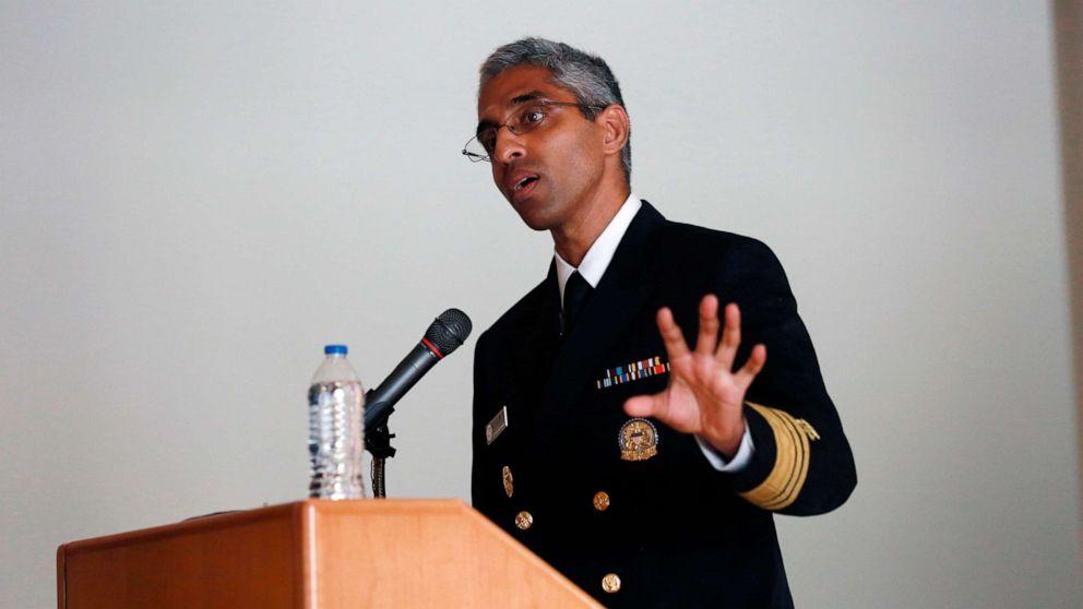 Surgeon General Vivek Murthy Says 10 Family Members Have Died from Coronavirus