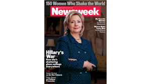 IMAGE: Hillary Clinton Is on the Cover of the Newly Revamped Magazine