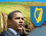 To verify Obamas familys Irish origins, the historian went across the pond to find the familys parish in Ireland by trial and error.