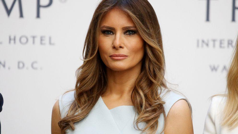 Fashion Designer Sophie Theallet Pens Open Letter Refusing To Dress Melania Trump Abc News