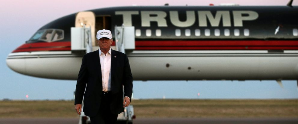 Donald Trump Says New Air Force One Project With Boeing Should Be