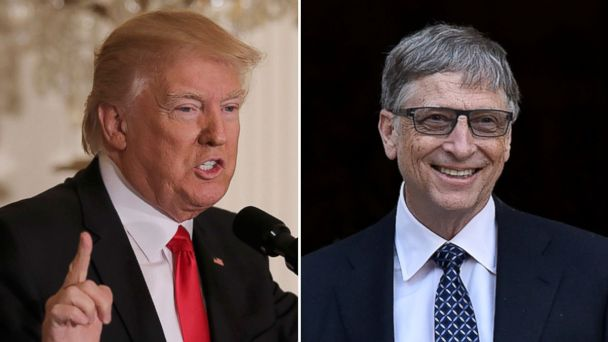 No, Bill Gates didn't tweet Donald Trump will be 'one of the greatest presidents'