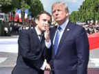 Presidents Trump, Macron solidify political bromance with state visit