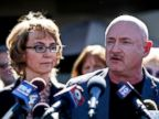 PHOTO: Gabrielle Giffords and her husband Mark Kelly