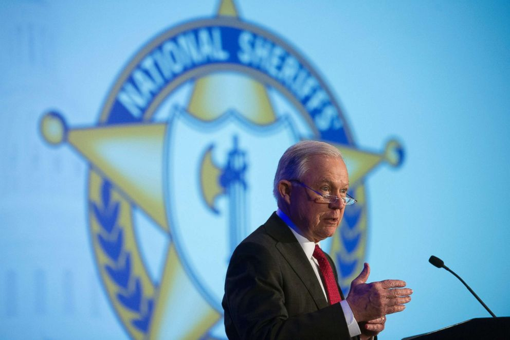 WTH? Jeff Sessions Vows To Protect 'Anglo-American Heritage Of Law Enforcement'