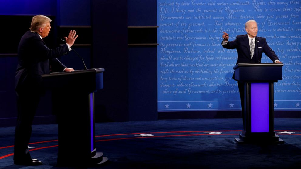 43+ Presidential Debate Background