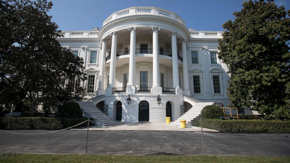 The renovated White House is ready for its close-up - ABC News