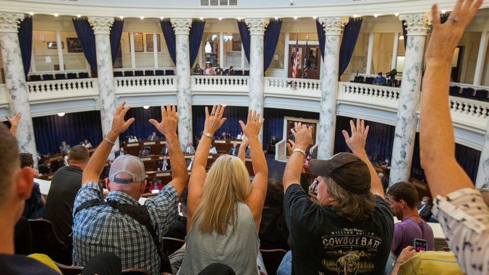 The Latest: Arkansas reports 222 COVID-19 cases in schools ...