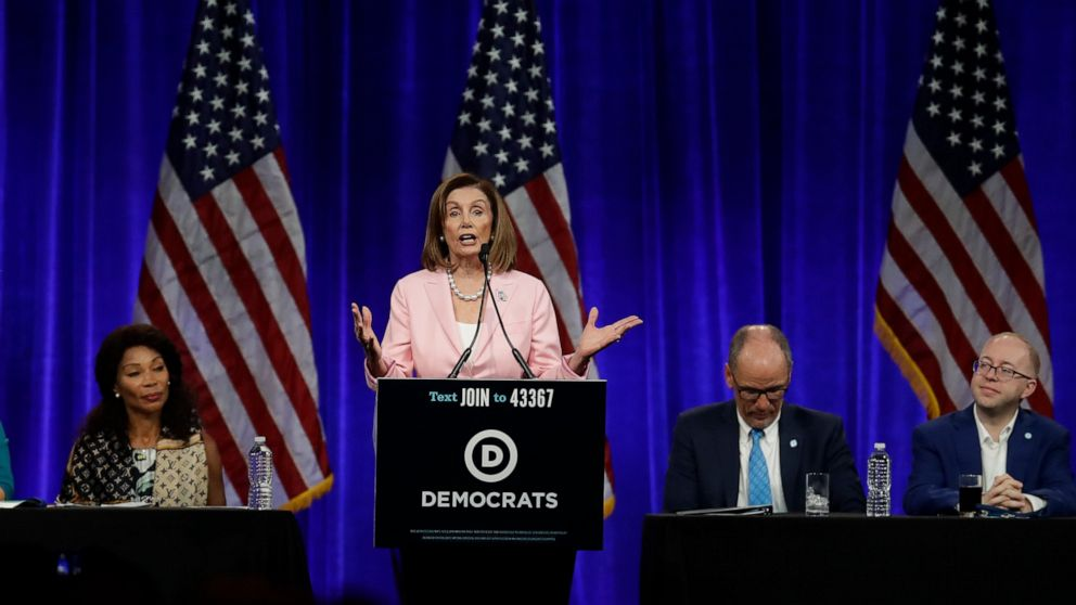 Pelosi says public doesn't support impeachment