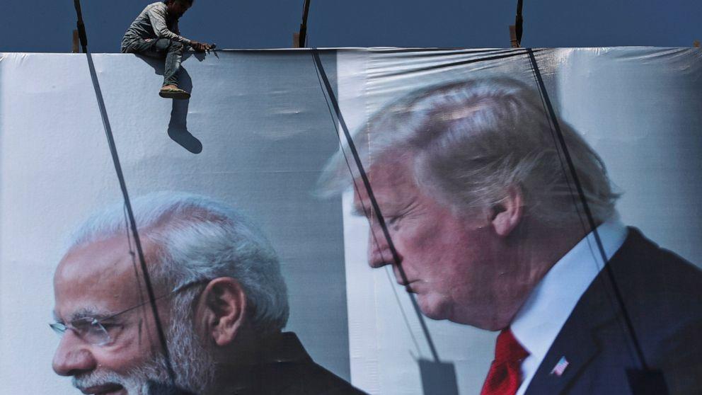 Ινδία, τις ΗΠΑ αγωνίζεται να γεφυρώσει το εμπόριο διαφορά ως Ατού επισκέψεις