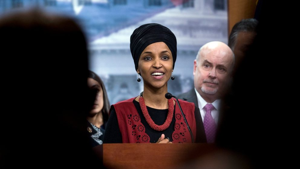 Rep. Ilhan Omar launches reelection bid with big ...
