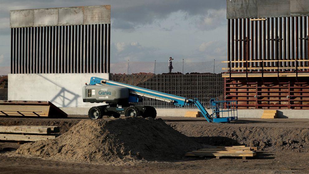 Heimatschutz verzichtet auf contracting-Gesetze für Grenze Wand