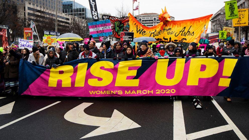 Women crucial to Biden's win, even as gender gap held steady