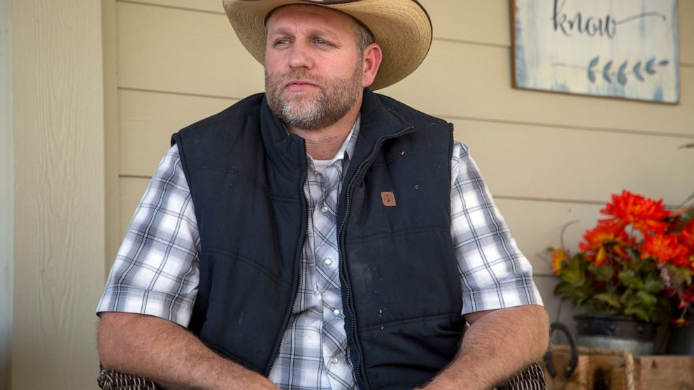 Anti-government activist Bundy issues Idaho campaign videos