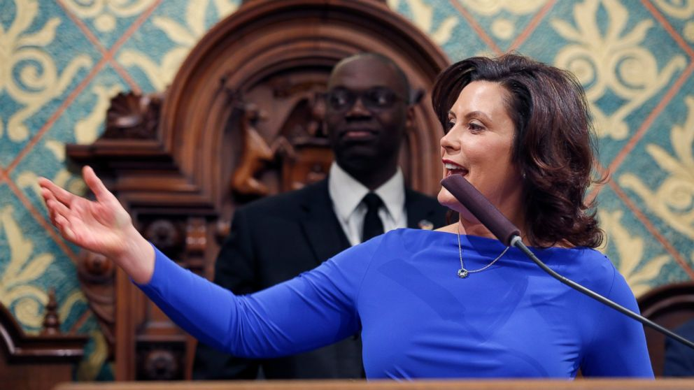 Michigan Governor Blasts Tv Story About Her Appearance Abc News