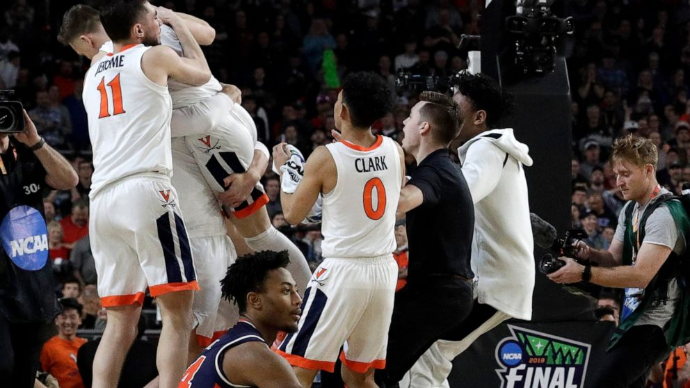 Analysis Virginia Keeps Poise In Snatching Win From Auburn