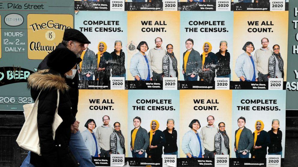 Advocates worry blacks, Hispanics falling behind in census thumbnail