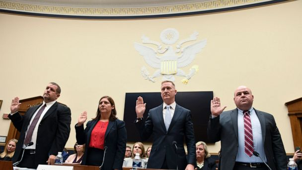 Election security hearing breaks along stark partisan lines