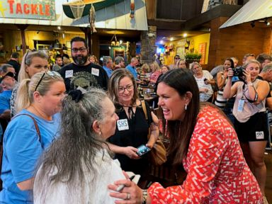 Nationalizing her governor run? 'You bet I am,' Huckabee Sanders says
