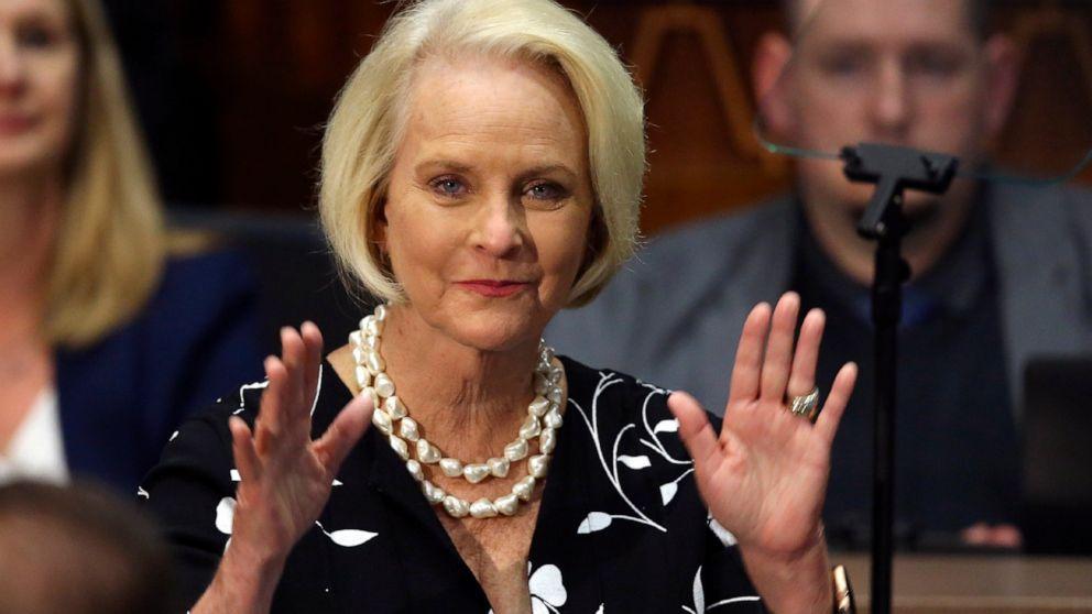 Cindy McCain joins Biden's transition advisory board thumbnail