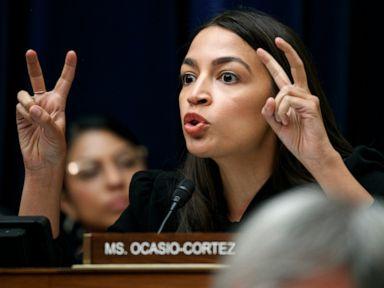 Ocasio-Cortez backs liberal challenger to Dem congressman