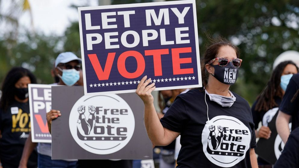 Early vote total exceeds 2016; GOP chips at Dems' advantage